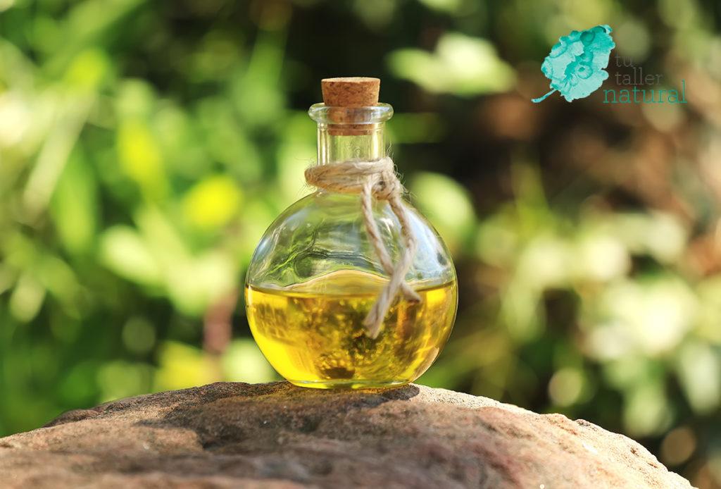 Aceite seco para cara, cuerpo, cabello, manos y uñas – Tu Taller Natural