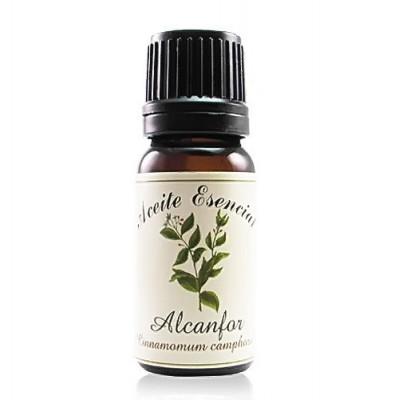 Aceite Esencial de alcanfor 10 ml.