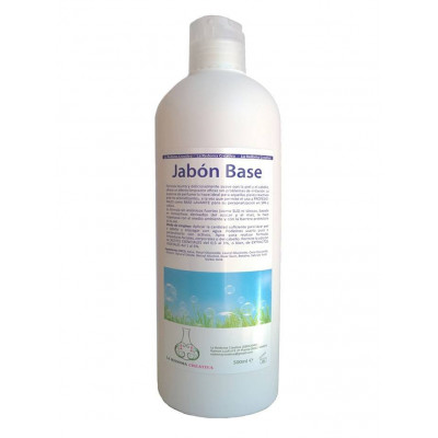 Jabón base neutro 1L.