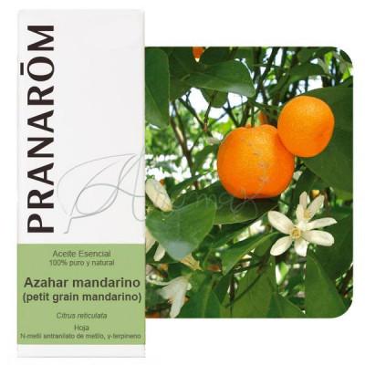 Aceite Esencial de Azahar Mandarino (Petit grain mandarino) 5 ml.