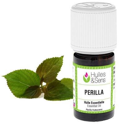 Aceite esencial de perilla 5 ml.