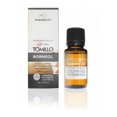 Aceite esencial de tomillo borneol o marroquí BIO 10 ml.