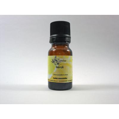 Aceite esencial de azahar - nerolí BIO 2 ml.