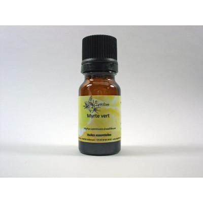 Aceite esencial de mirto verde silvestre BIO 5 ml.