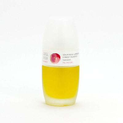 Sérum facial calmante de caléndula y geranio BIO 30 ml.