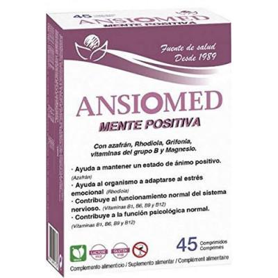 Ansiomed Mente Positiva 45 cápsulas