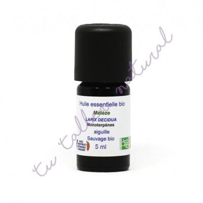 Aceite esencial de alerce silvestre BIO 5 ml. - Essenciagua
