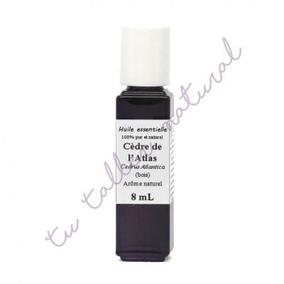 Aceite esencial de cedro del Atlas silvestre BIO 8 ml. - Destillerie Les Essentielles