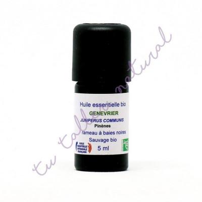 Aceite esencial de enebro silvestre 5 ml. - Essenciagua