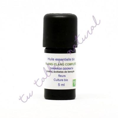 Aceite Esencial de Ylang Ylang totum BIO 5ml. - Essenciagua