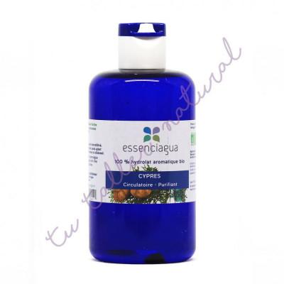 Hidrolato de ciprés silvestre BIO 250 ml. (apto para vía oral) - Essenciagua