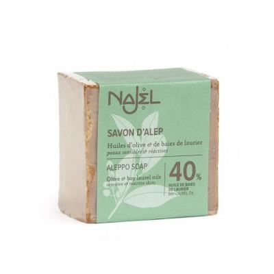 Jabón de Alepo 40%