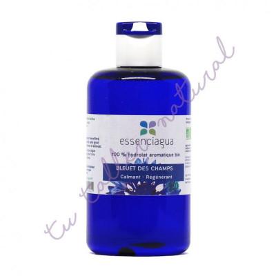 Hidrolato de Aciano BIO 250 ml. (apto para uso oral) - Essenciagua