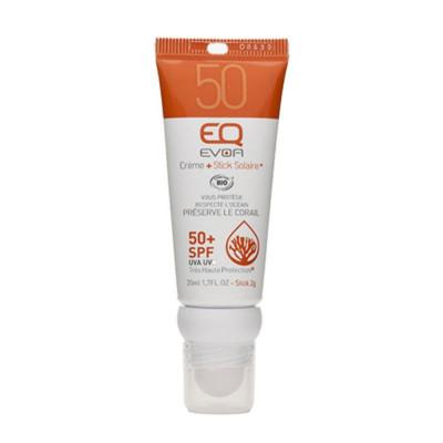 Combo Sunstick SPF 50 + protector solar SPF 50 Bio
