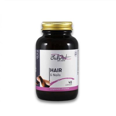Hair 8.0 45 cápsulas vegetales