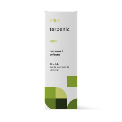 Aceite esencial de apio 10 ml. - Terpenic Labs