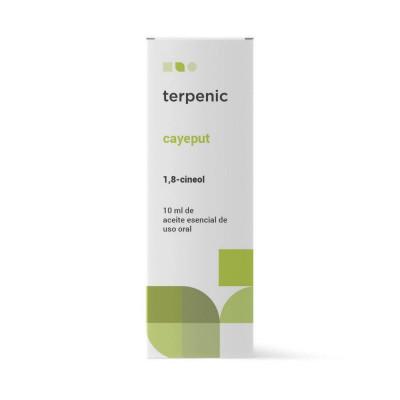 Aceite esencial de cayeput 10 ml. - Terpenic Labs