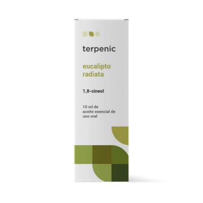 Aceite esencial de eucalipto radiata 10 ml. - Terpenic Labs