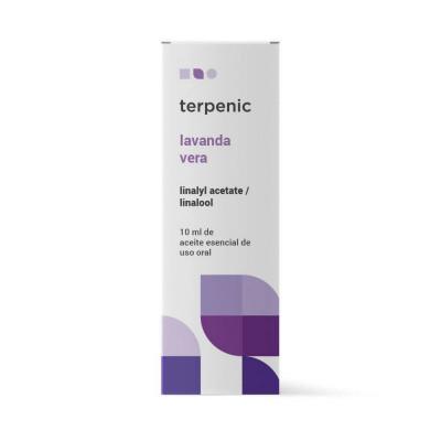 Aceite esencial de lavanda 10 ml. - Terpenic Labs