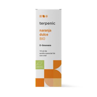 Aceite esencial de Naranja BIO 10 ml - Terpenic Labs