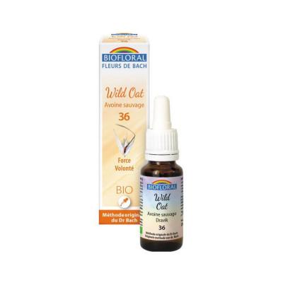 Wild oat BIO 20 ml. - Biofloral