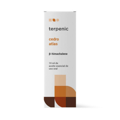 Aceite esencial de cedro del Atlas 10 ml. - Terpenic Labs