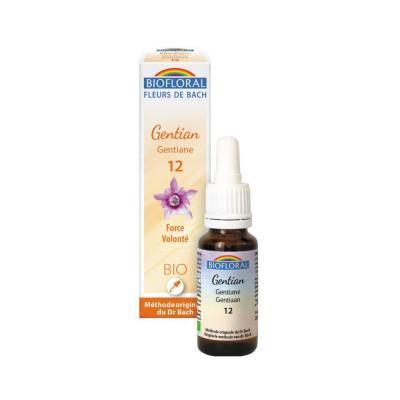 Gentian BIO 20 ml. - Biofloral