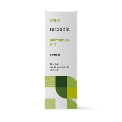 Aceite esencial de Palmarosa BIO 10 ml.  - Terpenic Labs