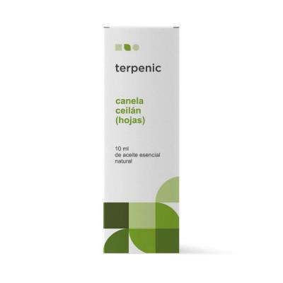 Aceite esencial de canela de Ceylán (hoja) 10 ml.  - Terpenic Labs