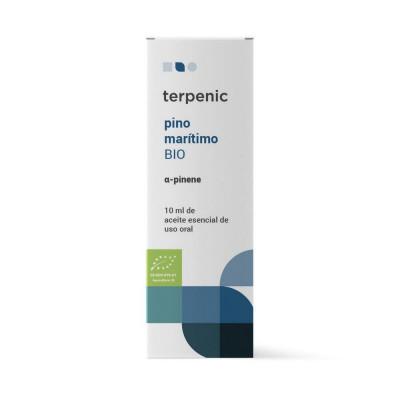 Aceite esencial de Pino Marítimo o trementina 10 ml. BIO - Terpenic Labs