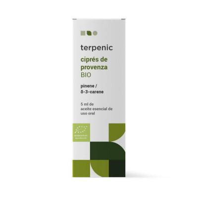 Aceite esencial de ciprés de provenza BIO 10 ml. - Terpenic Labs