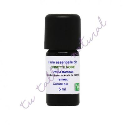 Aceite esencial de Abeto Negro BIO 5 ml. - Essenciagua