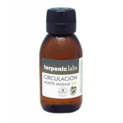 Aceite de masaje Circulación BIO 100ml. - Terpenic Labs