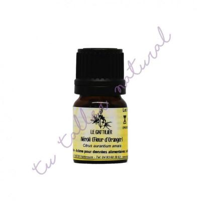 Aceite esencial de azahar - nerolí BIO 1 ml. (de Túnez) - Le Gattilier