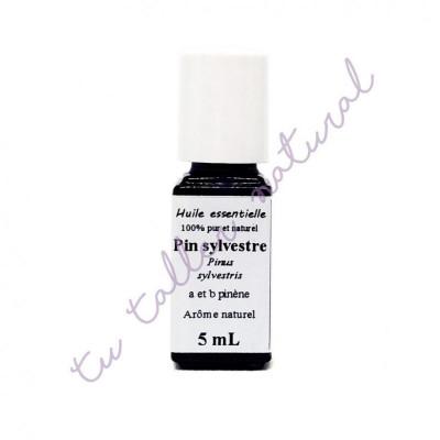Aceite esencial de pino silvestre BIO 5 ml. - Destillerie Les Essentielles