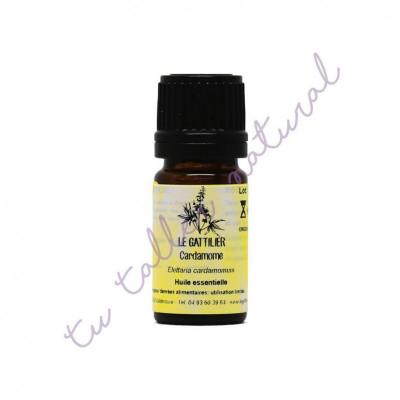 Aceite esencial de cardamomo BIO 5ml - Le Gattilier