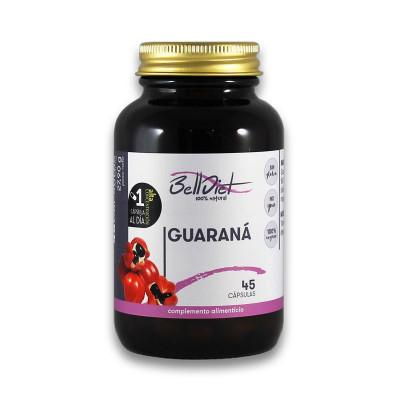 Guaraná 45 cápsulas de alta concentración - BellDiet