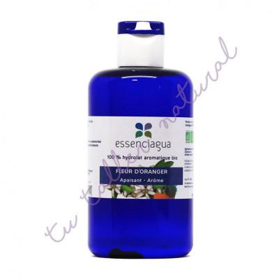 Hidrolato de azahar BIO 250 ml. (apto vía oral) - Essenciagua