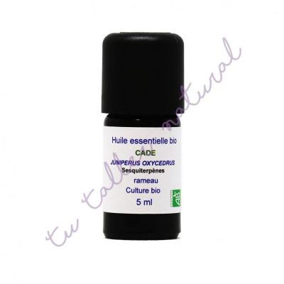 Aceite esencial de enebro de la miera BIO 5 ml. - Essenciagua