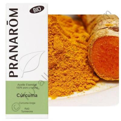 Aceite esencial de Cúrcuma BIO Pranarom
