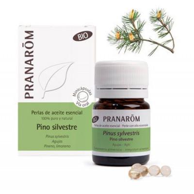 Aceite Esencial de pino silvestre  BIO en perlas
