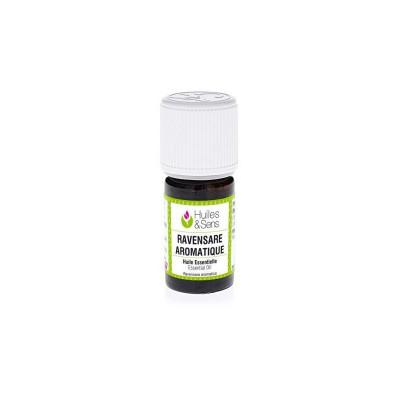 Aceite esencial de ravensara 5 ml.