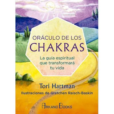 Oráculo de los chackras- Tori Hartman