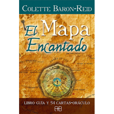 El Mapa Encantado- Colette Baron-Reid