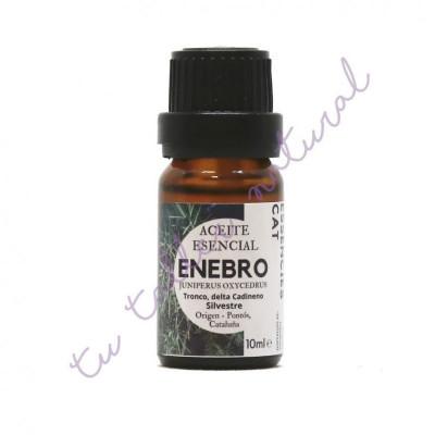 Aceite esencial de enebro de la miera silvestre 10 ml. - Essenciescat