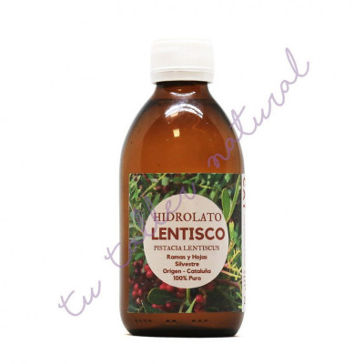 Hidrolato de Lentisco silvestre 250 ml. - Essenciescat