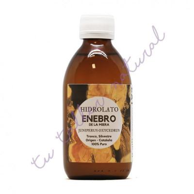 Hidrolato de enebro de la miera silvestre 250 ml. - Essenciescat