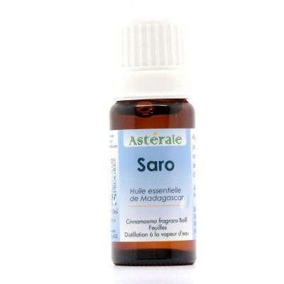 Aceite Esencial de Mandravasarotra o Saro BIO 10 ml.