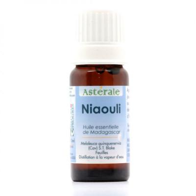 Aceite Esencial de Niauli silvestre BIO 10 ml.