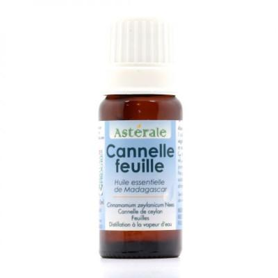 Aceite esencial de canela de Ceylán BIO (Madagascar) (hoja) 10 ml.